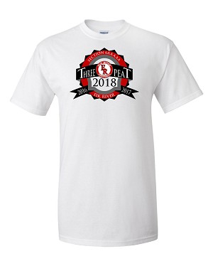 Elk River 3 Peat Section Champs S/S Tee
