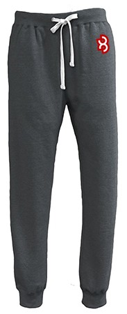 Soft Vintage Cotton Fleece Joggers