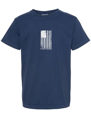 Comfort Colors Flag Youth Tee