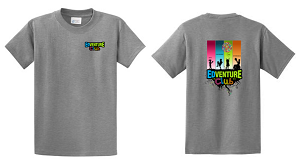 Edventure Club Cotton T-Shirt
