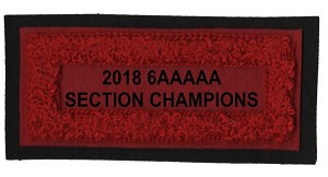 2018 Section Champs Bar