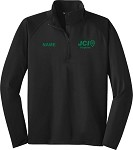 Adult Stretch 1/2-Zip Pullover