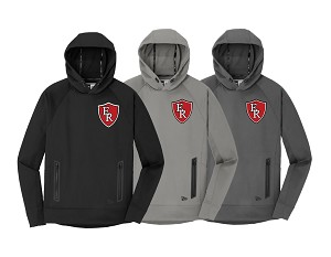 New Era Performance Fleece Hoodie