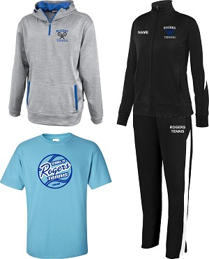 Rogers Tennis Player Package