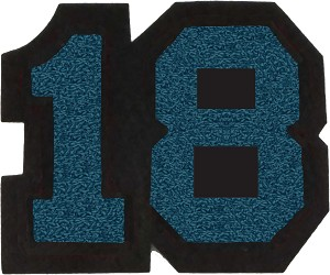 Zimmerman Graduation Year Patch