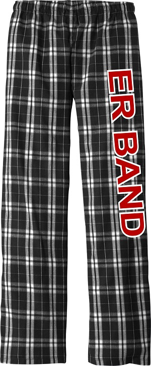 Women's Flannel Plaid Pant