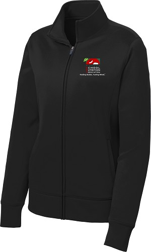 Ladies Fleece Full-Zip Jacket