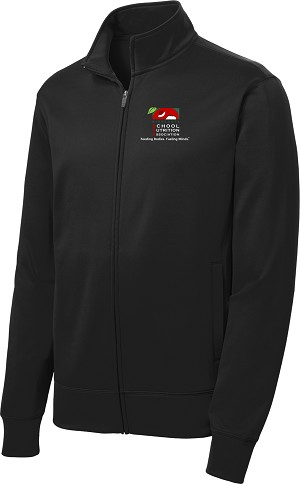 Adult Sport-Wick Fleece Full-Zip Jacket