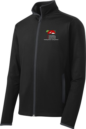 Adult Stretch Full-Zip Jacket
