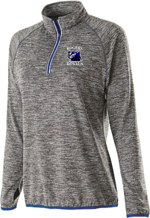 Ladies Force 1/4 zip