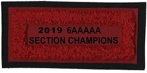 2019 Blue District Champs Bar