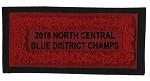 2018 Blue District Champs Bar