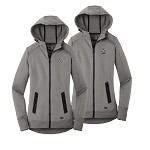 New Era ® Ladies Venue Fleece Full-Zip Hoodie