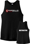 Ladies Tri-Blend Wicking Tank