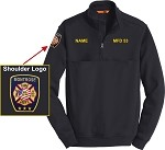 Firefighter 1/4 Zip