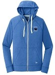 Men's Cotton Blend Full-Zip Hoodie
