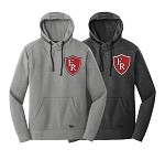 New Era Tri-Blend Fleece Hoodie