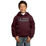 Port & Company® Youth Fleece Pullover Hoodie