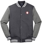 Sport-Tek® Fleece Letterman Jacket