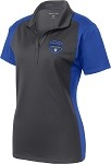 Ladies Colorblock Polo
