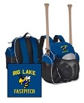 Player's Pack Bat Bag