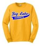 Hornets Long Sleeve Cotton T-Shirt