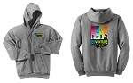 Edventure Club Pullover Hooded Sweatshirt