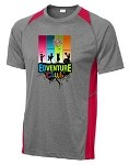 Edventure Club Adult Moisture Wick Performance Shirt