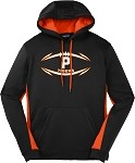 Performance Fleece Hooded Pullover
