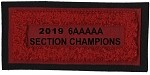 2019 Section Champs Bar