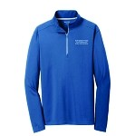 Men's Textured 1/4-Zip Pullover