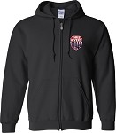 Adult Heavy Blend Full-Zip Hooded Sweatshirt