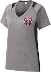 Ladies Moisture Wick Performance Shirt