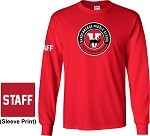 Long Sleeve Staff T-Shirt