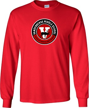 Adult Long Sleeve Cotton T-Shirt