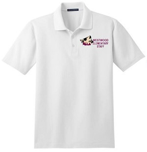 Mens Stain Resistant Polo