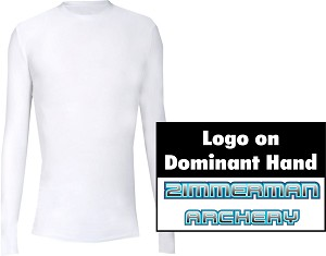 Adult Compression Long Sleeve T-Shirt